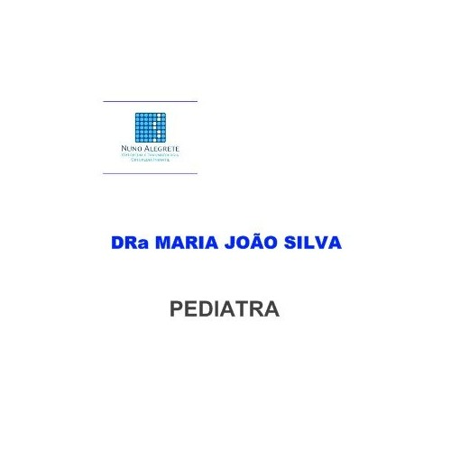 DRa MARIA JOÃO SILVA