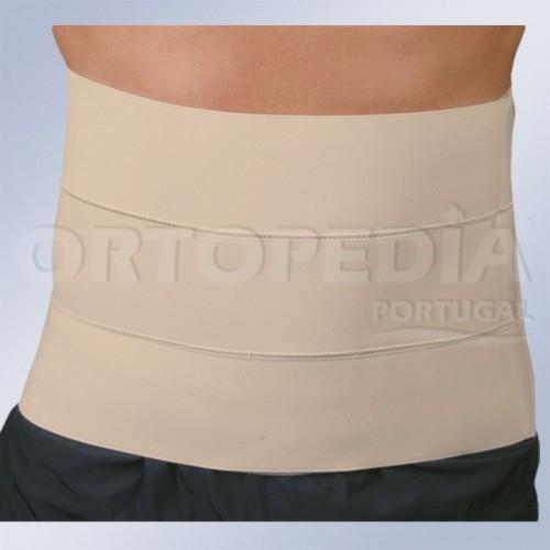 Faixa de compressão para abdomen