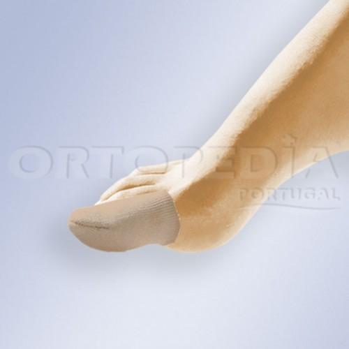 Dedeira protectora em gel e tecido