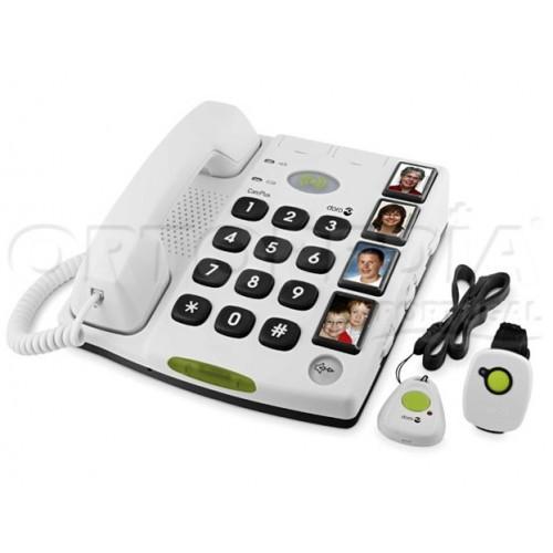 Telefone com teleassistência