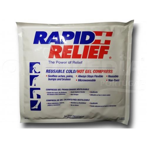 Compressa de quente/frio Comp Quente/Frio reut. 26x29 Reutilizavel