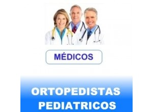 ORTOPEDISTAS PEDIÁTRICOS